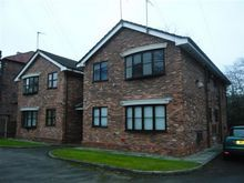 Thumbnail 1 bed flat to rent in Chetwynd Court, 45 Shrewsbury Road, Oxton