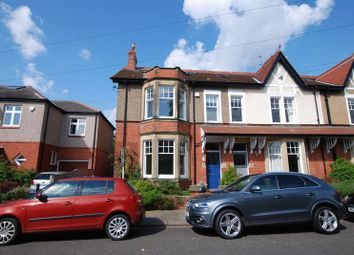 Thumbnail 5 bed terraced house for sale in Roseworth Crescent, Gosforth, Newcastle Upon Tyne