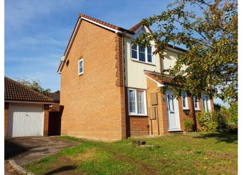 Thumbnail 2 bed end terrace house for sale in Mill Green, Bracknell