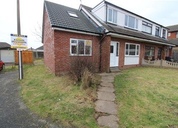 Thumbnail 4 bed property for sale in Worsley Close, Poulton Le Fylde