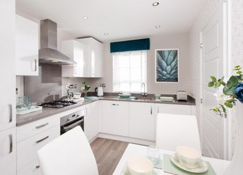 "Thumbnail 3 bedroom detached house for sale in ""Eskdale"" at Stretton Road, Stretton, Warrington"