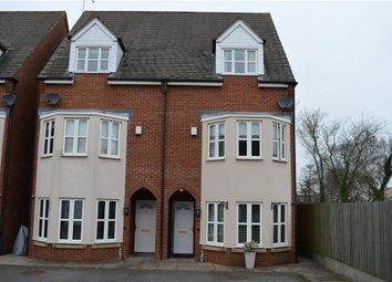 Thumbnail 4 bed semi-detached house for sale in South View Road, Cubbington, Leamington Spa, Warwickshire