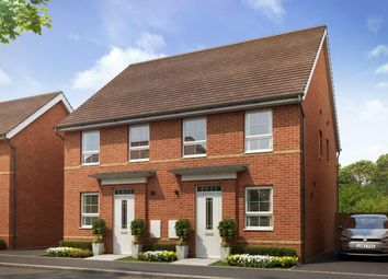 "Thumbnail 2 bed terraced house for sale in ""Low Cost Home"" at Tiverton Road, Cullompton"
