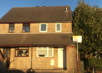 Thumbnail 2 bed semi-detached house to rent in Alver Road, Gosport