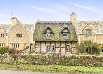 Thumbnail 2 bed semi-detached house for sale in Snowshill Road, Broadway, Worcestershire, Broadway