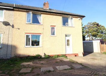 Thumbnail 3 bed semi-detached house for sale in Firbeck Crescent, Langold, Worksop