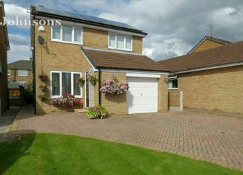 Thumbnail 3 bed detached house for sale in Elmdale Drive, Edenthorpe, Doncaster.