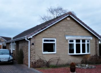 Thumbnail 3 bed bungalow for sale in Tollerton Close, Stockton On Tees