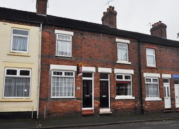 Thumbnail 2 bed terraced house for sale in Adams Street, May Bank, Newcastle Under Lyme