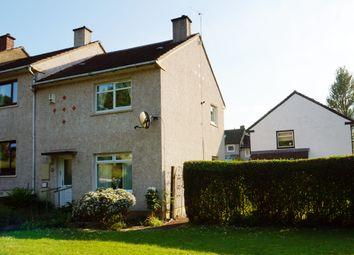 Thumbnail 2 bed end terrace house for sale in Kirktonholme Road, West Mains, East Kilbride