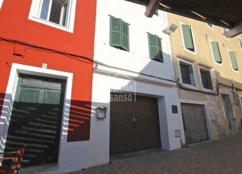 Thumbnail 2 bed town house for sale in Mahon Centro, Mahon, Balearic Islands, Spain