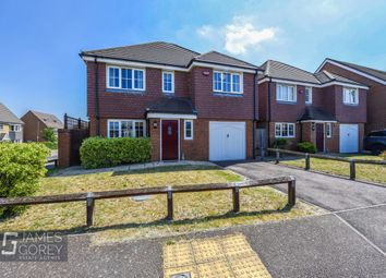 Thumbnail 4 bed detached house for sale in Paper Mill Lane, Dartford