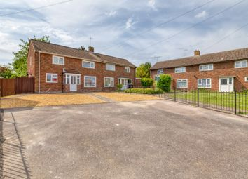 3 bed semi-detached house for sale in Willowside Way, Royston SG8