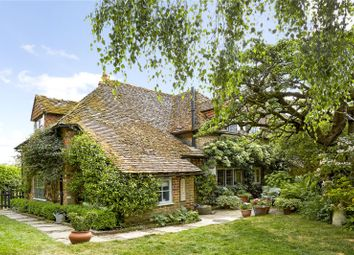 Thumbnail 3 bed semi-detached house for sale in Woodhill Lane, Shamley Green, Guildford, Surrey