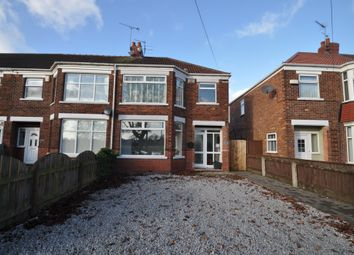 Thumbnail 3 bedroom end terrace house for sale in Lambwath Road, Hull