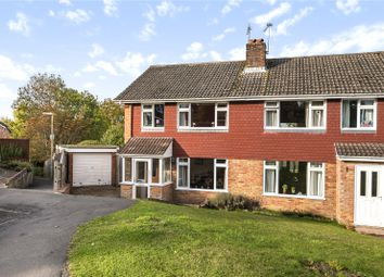 Thumbnail 3 bed semi-detached house for sale in Lime Road, Alresford, Hampshire