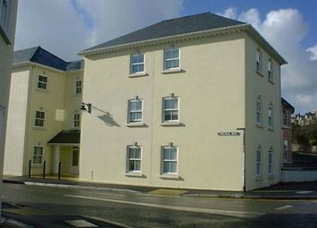 Thumbnail 2 bed flat to rent in Trevail Way, St. Austell