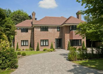 Thumbnail 5 bed detached house for sale in Bedford Road, Moor Park, Northwood, Middlesex