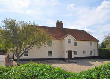 Thumbnail 6 bed detached house for sale in Offton, Ipswich, Suffolk
