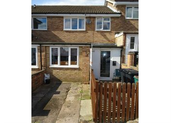 Thumbnail 3 bed terraced house for sale in Forest Road, Cinderford, Gloucestershire