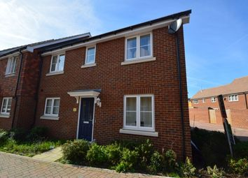 Thumbnail 3 bed semi-detached house for sale in Choir Close, Wainscott, Rochester