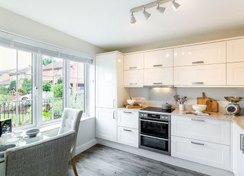 Thumbnail 3 bedroom semi-detached house for sale in Plot 33, Ladywell Meadows, Chulmleigh
