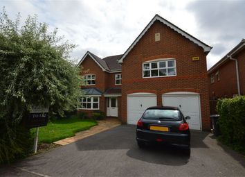 Thumbnail 5 bed detached house to rent in Caesars Way, Whitchurch
