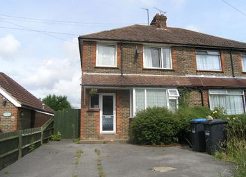 Thumbnail 3 bed semi-detached house for sale in Cants Lane, Burgess Hill
