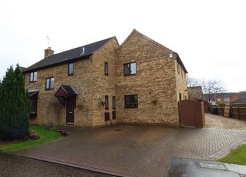 Thumbnail 5 bedroom detached house for sale in Dry Leys, Orton Longueville