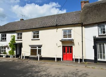 Thumbnail 3 bedroom cottage for sale in Fore Street, Witheridge, Tiverton
