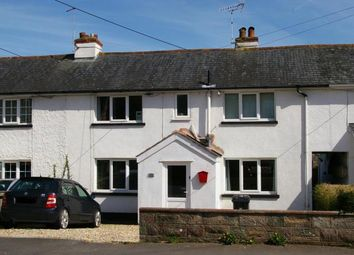 Thumbnail 3 bed terraced house for sale in Knowle, Budleigh Salterton, Devon