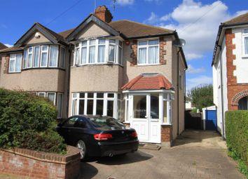 Thumbnail 3 bed semi-detached house for sale in Jubilee Drive, Ruislip