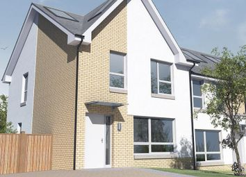 Thumbnail 3 bed semi-detached house for sale in Laburnum Road, Uddingston