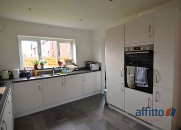 Thumbnail 4 bed shared accommodation to rent in Marwins Walk, Anstey, Leicester