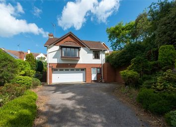 Thumbnail 4 bed detached house for sale in Westfield Road, Budleigh Salterton