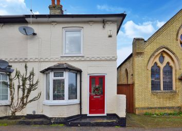 3 bed semi-detached house for sale in Queens Road, Royston, Hertfordshire SG8