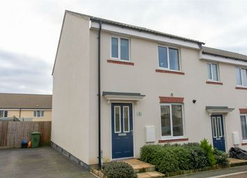 Thumbnail 3 bed end terrace house for sale in Tinners Way, St Austell, Cornwall