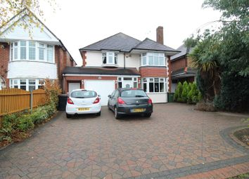 Thumbnail 3 bed detached house for sale in Marlborough Road, Castle Bromwich, Birmingham