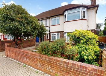 Thumbnail 2 bed flat for sale in Kelvin Court, Woodlands Grove, Isleworth