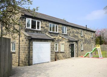 Thumbnail 4 bed detached house for sale in Gladstone Crescent, Rawdon, Leeds
