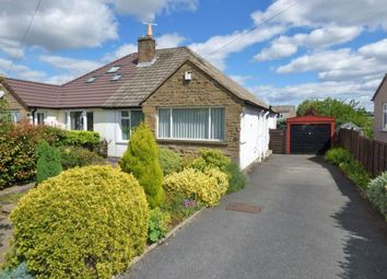 Thumbnail 2 bed bungalow for sale in Moorfield Drive, Baildon, Shipley