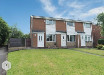 Thumbnail 2 bedroom semi-detached house for sale in Chester Avenue, Little Lever, Bolton