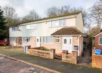 Thumbnail 3 bed end terrace house for sale in Mortimer Close, Hartley Wintney, Hook