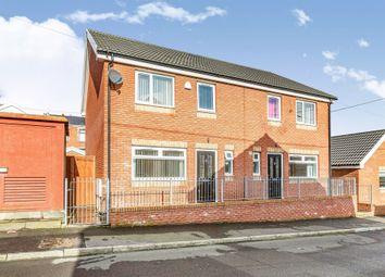 4 bed semi-detached house for sale in Wood Street, Maesteg CF34