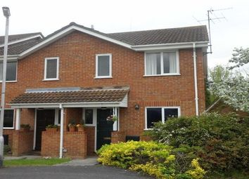Thumbnail 2 bedroom end terrace house to rent in Fakenham Close, Lower Earley, Reading