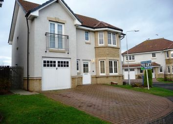Thumbnail 4 bed detached house to rent in Gillespie Grove, Kirkcaldy