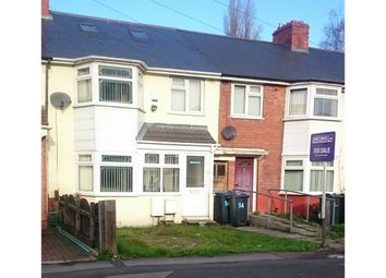 Thumbnail 4 bedroom terraced house for sale in Nansen Road, Birmingham