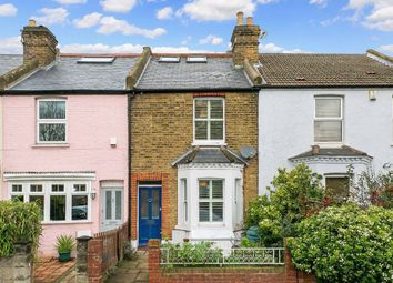 Thumbnail 3 bed terraced house for sale in Lower Mortlake Road, Kew, Richmond