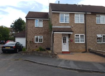 Thumbnail 4 bedroom semi-detached house for sale in Bridge Close, Thurmaston, Leicester