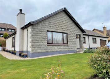 Thumbnail Detached bungalow for sale in Colleonard Road, Banff